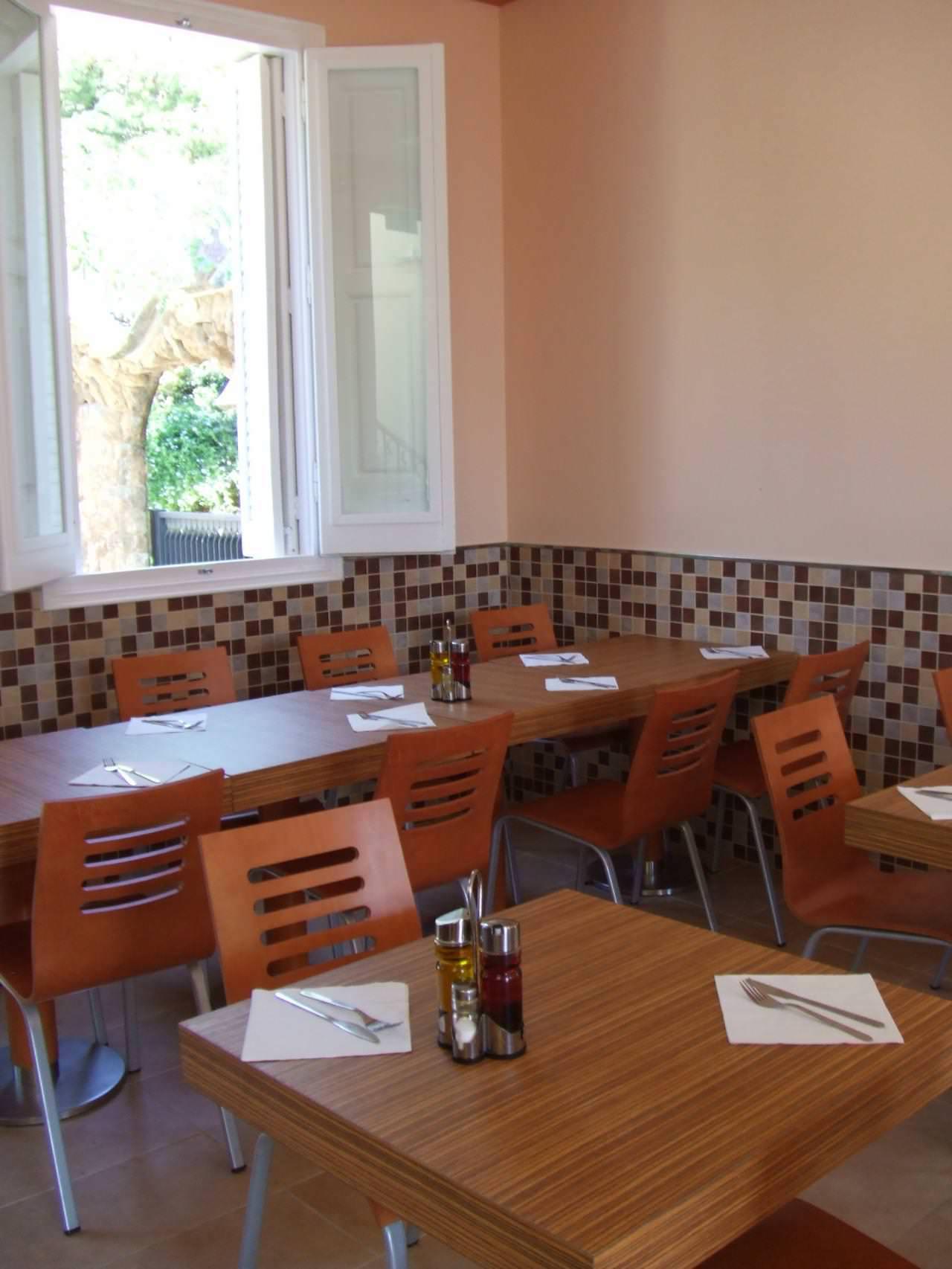 Restaurante Parc Gëll  - Después de la reforma