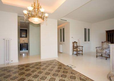 Vivienda Les Corts - Salon - Detalle Interior