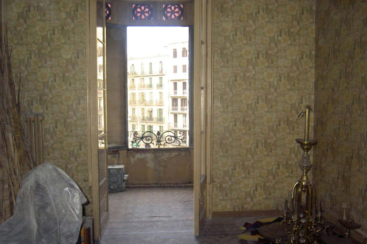 Vivienda en Les Corts - Antes de la reforma